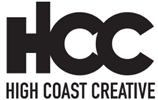 High Coast Creative Logo