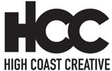 High Coast Creative Logo